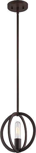 Quoizel ON1509WT One Light Mini Pendant, Small, Western Bronze