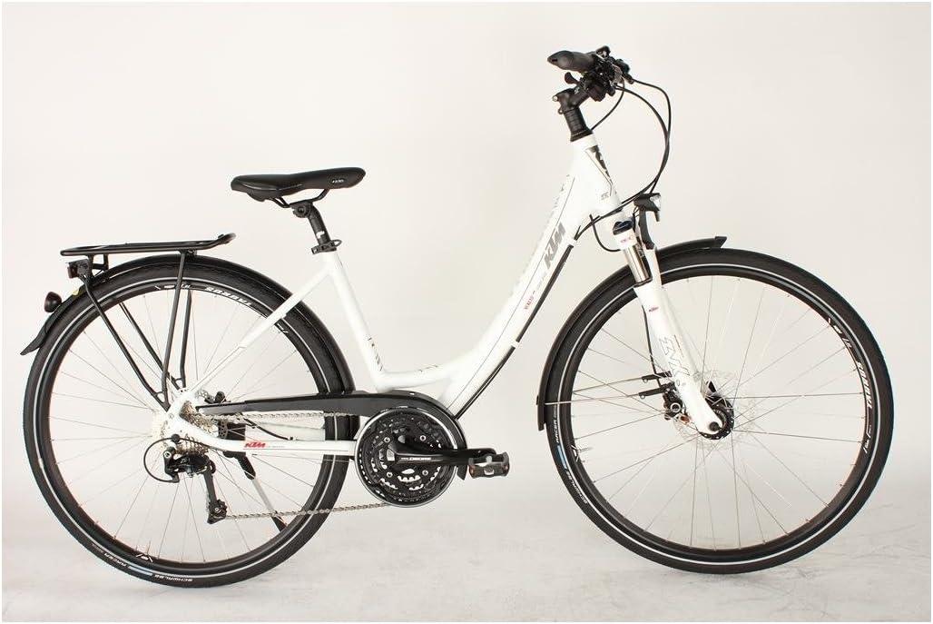 KTM Veneto Light Disc Mujer bicicleta trekking 28 pulgadas 30 ...