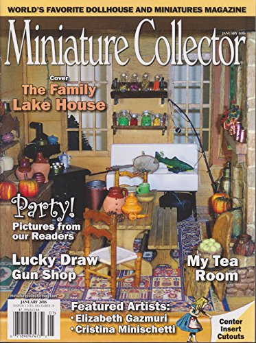 Miniature Collector Magazine - Miniature Collector Magazine January 2016