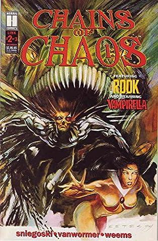 Chains of Chaos #2 VF/NM ; Harris comic book - Cha Chains