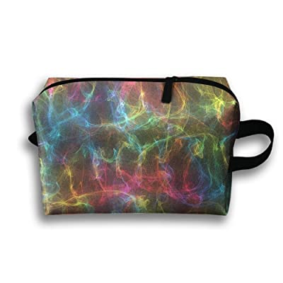 Abstract Colorful Cool Creative Multifunction Portable Pouch Waterproof Travel  Bag ff9d2903ad9af