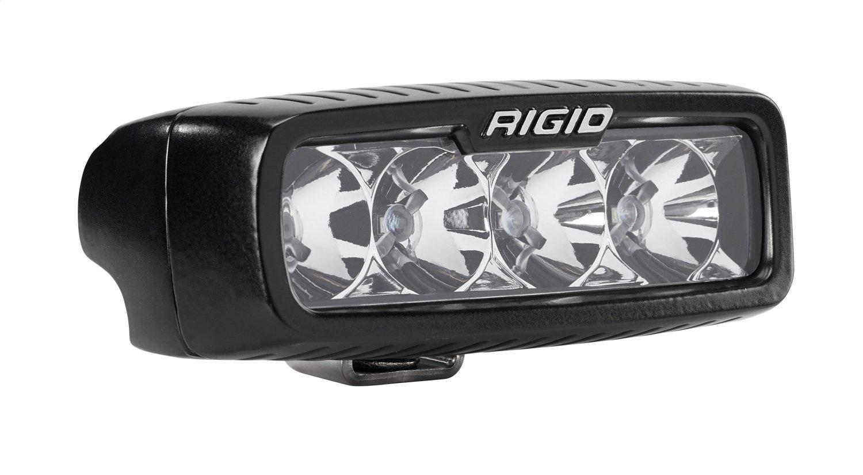 [Rigid Industries 正規品] SR-Q PRO LEDライト 発光パターン:フラッド サーフェスマウントタイプ B076JJMLSD 15800