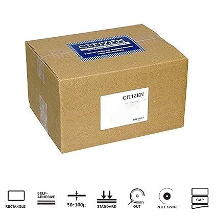 Citizen P4-17205 Blanco Etiqueta para impresora autoadhesiva ...