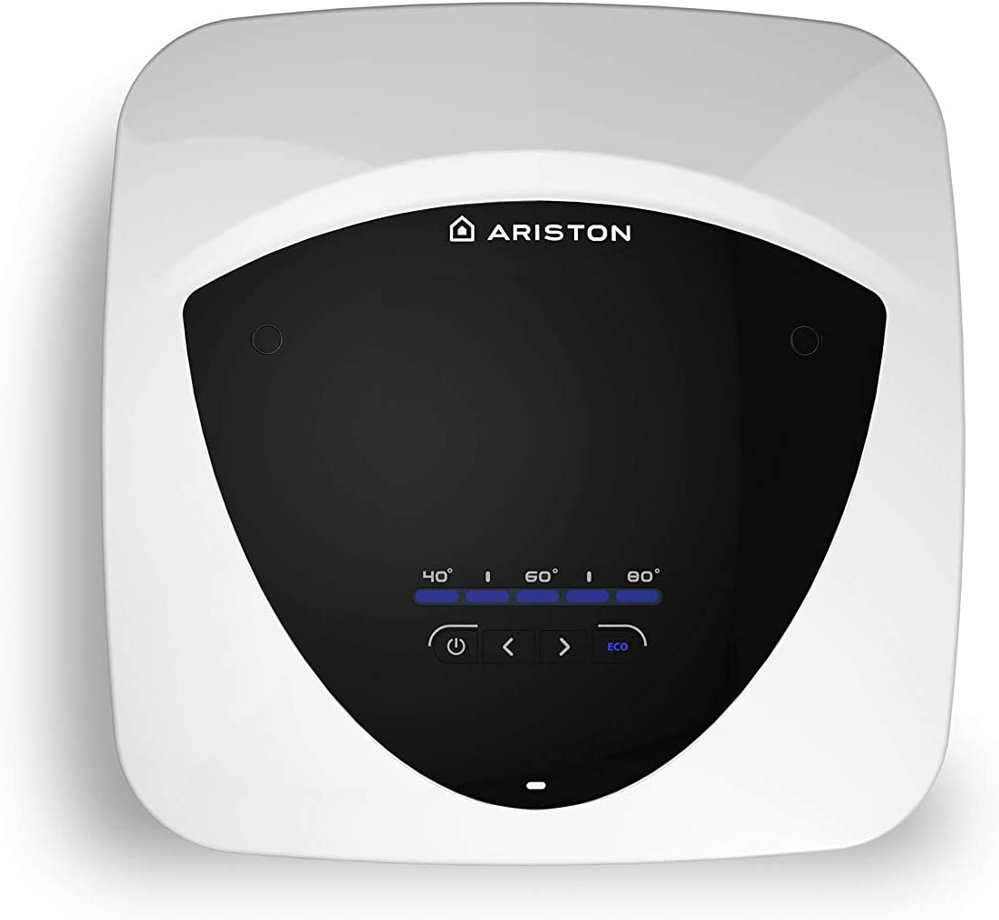 Ariston  3100353 - Calentador eléctrico de agua, 30 litros