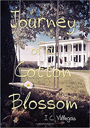 keysmash blog tour journey of a cotton blossom j.c. villegas cover art amazon
