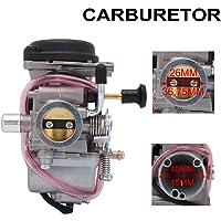 AnXin Carburador para Motocicleta Suzuki EN125 GS125 GN125