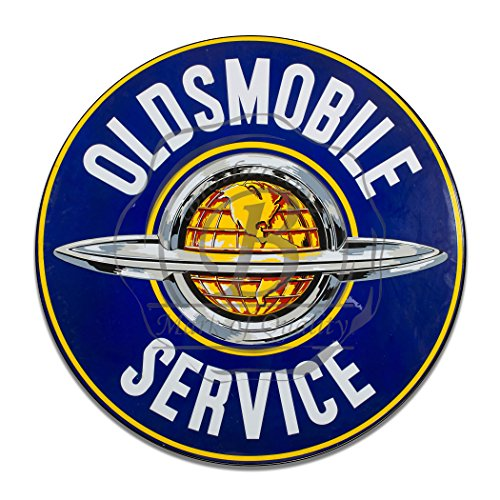 (Brotherhood Vintage Assortment Car Company Wall Decor Gasoline Aluminum Reproduction 11.75