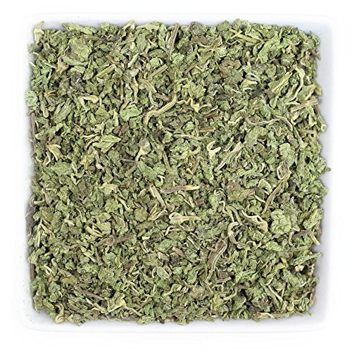 Digestion Soother - Tealyra - Peppermint Absolute - Unique Whole Leaves Peppermint - Digestive - Relaxing - Loose Tea - Caffeine-Free - Naturally Grown - 112g (4-ounce)
