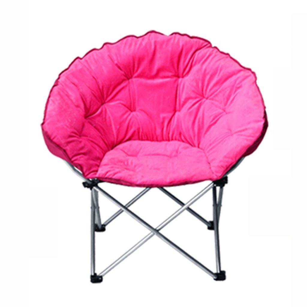 ZGL 旅行椅子 折り畳み式コンピュータチェアオフィス折り畳み式椅子背もたれチェア寝室用椅子ドミトリーチェアチェアカラーオプション ( 色 : ピンク ぴんく ) B07CG5T72V ピンク ぴんく ピンク ぴんく