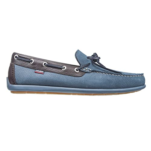 CallagHan 87902 Mocasines Hombre Jeans 44: Amazon.es: Zapatos y complementos