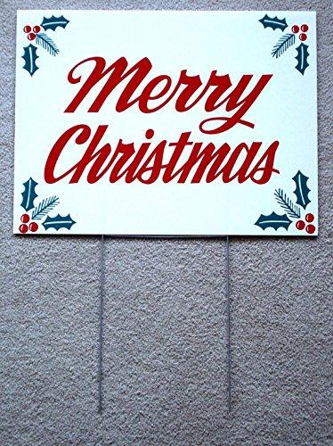 1-pc-supreme-popular-holly-merry-christmas-yard-sign-waterproof-plastic-coroplast-indoor-declare-siz