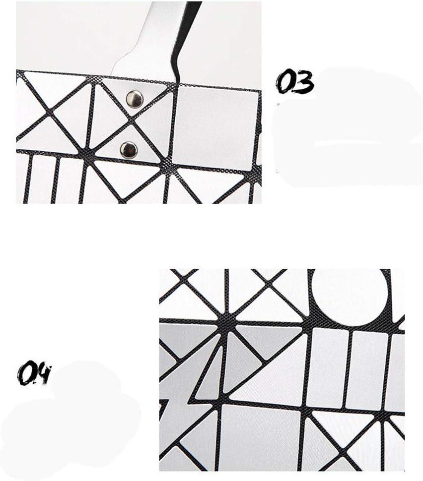 10 * 10 Lightning Plaid Women Sac à bandoulière Sac à Main géométrique 4 6
