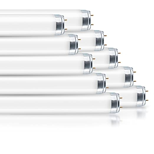 Nouvel Osram Fluorescent Tube Dimmable G13 Lumilux T8/36 W, Neon Tube NN-51