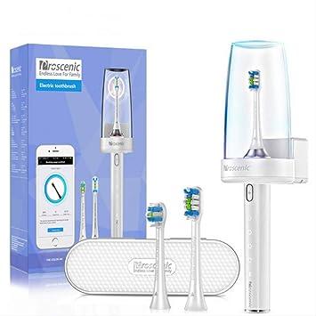 Cuidado dental Cepillo de dientes eléctrico ultrasónico ...