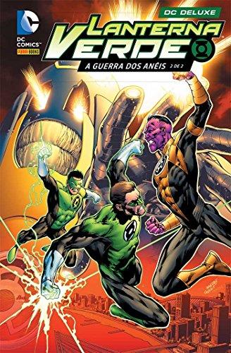 Lanterna Verde - A Guerra dos Anis - Volume 2 (Em Portuguese do Brasil)