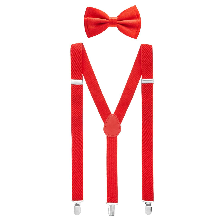 2af9d40bef14 Man of Men - Bowtie & Suspenders Sets - Solid Colors [1541587173 ...
