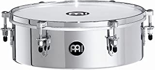 Meinl Percussion MDT13CH - Mini tamburo timbale, 33,02 cm (13'), cromato