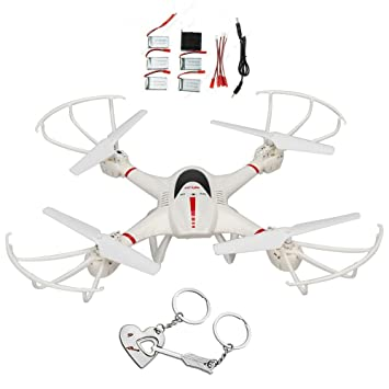 MJX X400 2.4 G 6-Axis Gyro 4 CH RC Helicopter Quadcopter Drone RC ...