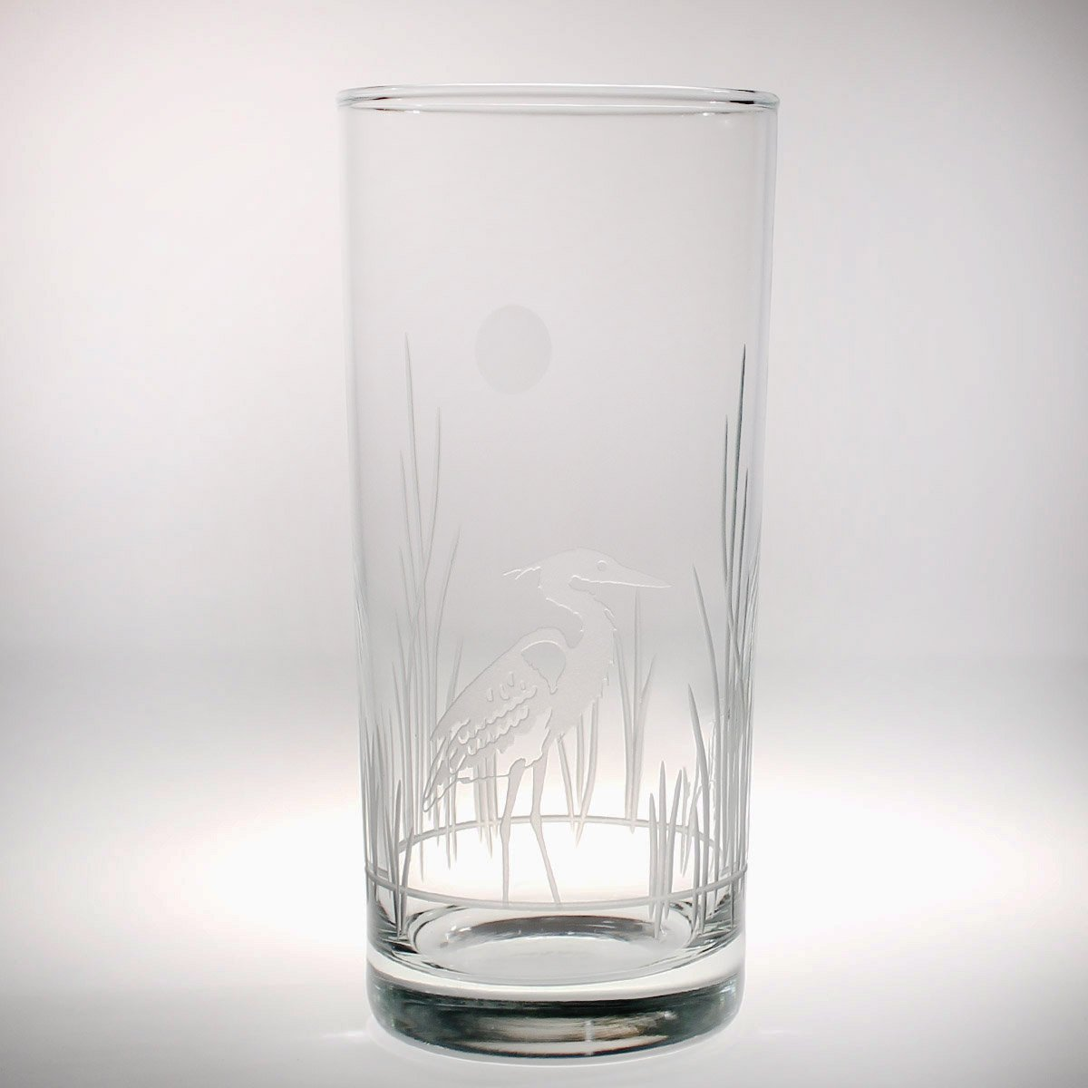 Heron Hi Ball Glasses-15oz. Set of 4