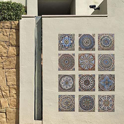 Amazon.com: Amazing 12 ceramic tiles Wall Tiles Decor Wall ...