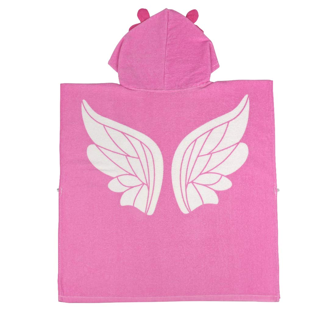 47x24 Kids Hooded Bath Towels for Boy Girl Swimming Gogokids Beach Towel