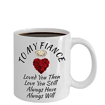 Amazon Com Best Birthday Gifts For Fiance Bride Groom Girlfriend
