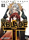 XBlade Cross, tome 3 par Shiki