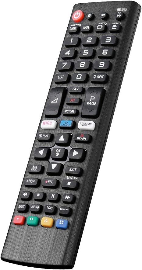 Nuevo Mando a Distancia el Control Remoto LG del Para Varios TV LG ...