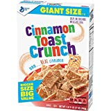 Cinnamon Toast Crunch Breakfast Cereal, Giant Size, 27 Oz