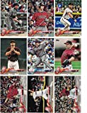 Arizona Diamondbacks / Complete 2018 Topps Series 1 Baseball 12 Card Team Set! PLUS 2017 Topps Series 1 & 2 Diamondbacks Team Set!