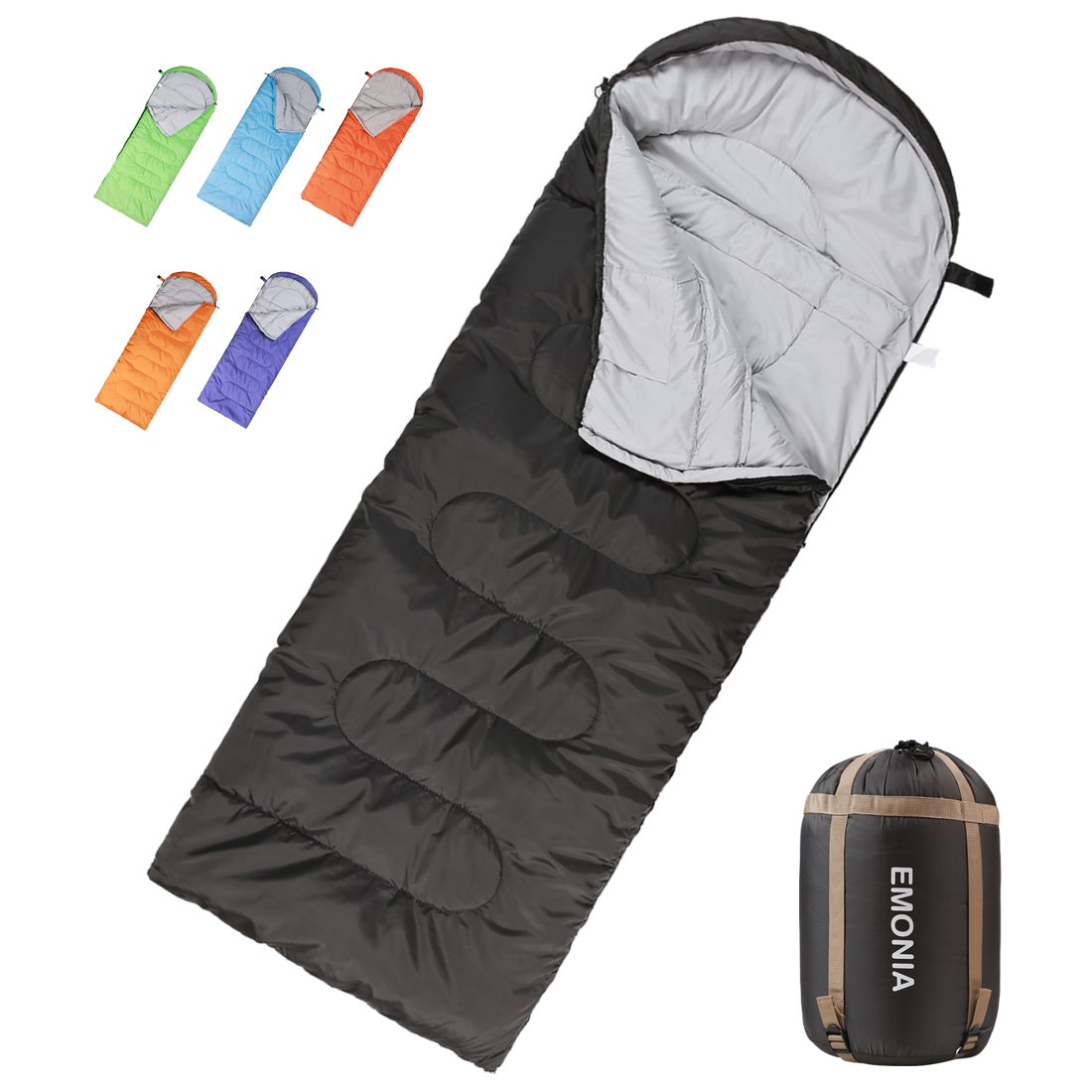 Amazon.com   Emonia Camping Sleeping Bag ae00b8164640
