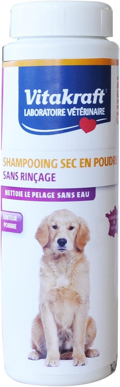 Vitakraft Champú sin enjuague en polvo para perro