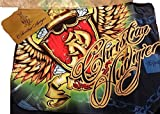 Ed Hardy Fragrance Collection Messenger Bag