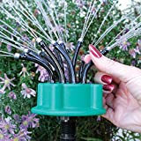 Noodlehead N111C Flexible Lawn & Garden Sprinkler (Lawn & Patio)