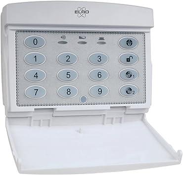 ELRO AG40KEB Teclado Alarma