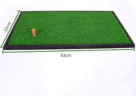 DQMSB Colchonetas de Golf Colchonetas de Columpio para Interiores 0.3 X 0.6 m: Amazon.es: Hogar