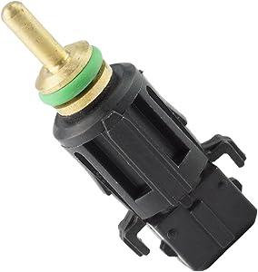Bapmic 13621433077 Coolant Temperature Sensor with O Rings for BMW E46 E90 E39 E60 E38 X3 X5 X6 Z4