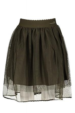 NoNo - Falda - falda tubo - para niña verde verde: Amazon.es: Ropa ...