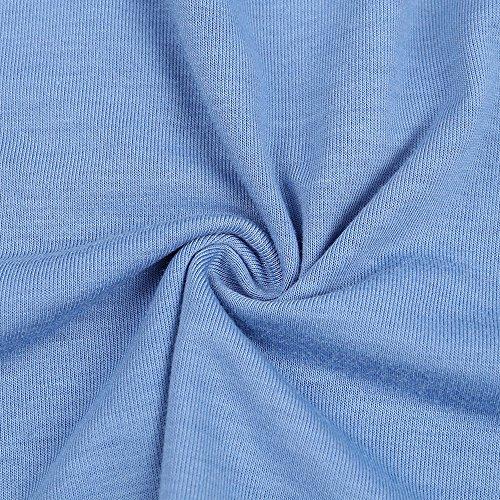 Camisole Robemon Capuche D'été Dames Bleu Sans Unie Short Camis Crop Débardeur Sexy Lâche Sport Chemise Capuche Filles Top Fitness À À Tops Unie manches Sport Pour Couleur BtrBY