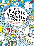 The Puzzle Activity Book (Buster Activity)