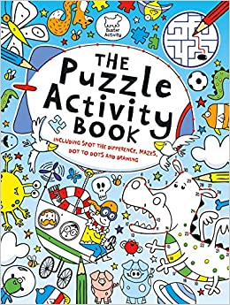 The Puzzle Activity Book Descargar ebooks Epub