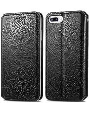 Hoesje voor iPhone 6S Plus / 6 Plus Wallet Book Case, Magneet Flip Wallet met Kaarthouders slots Robuuste schokbestendige Bookcase voor Apple iPhone 6SPlus / 6Plus -