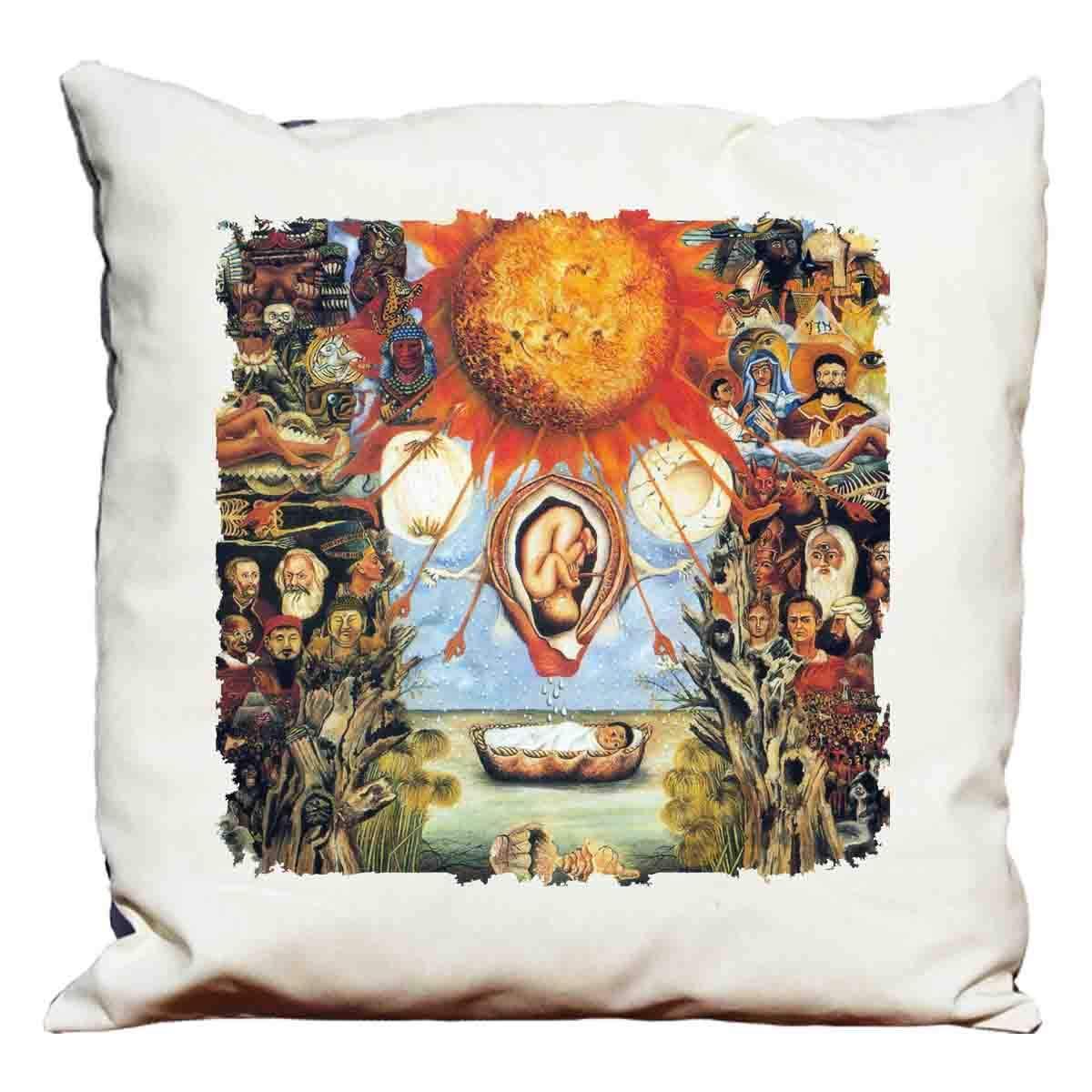 Cojín Frida Kahlo - Mose: Amazon.es: Hogar