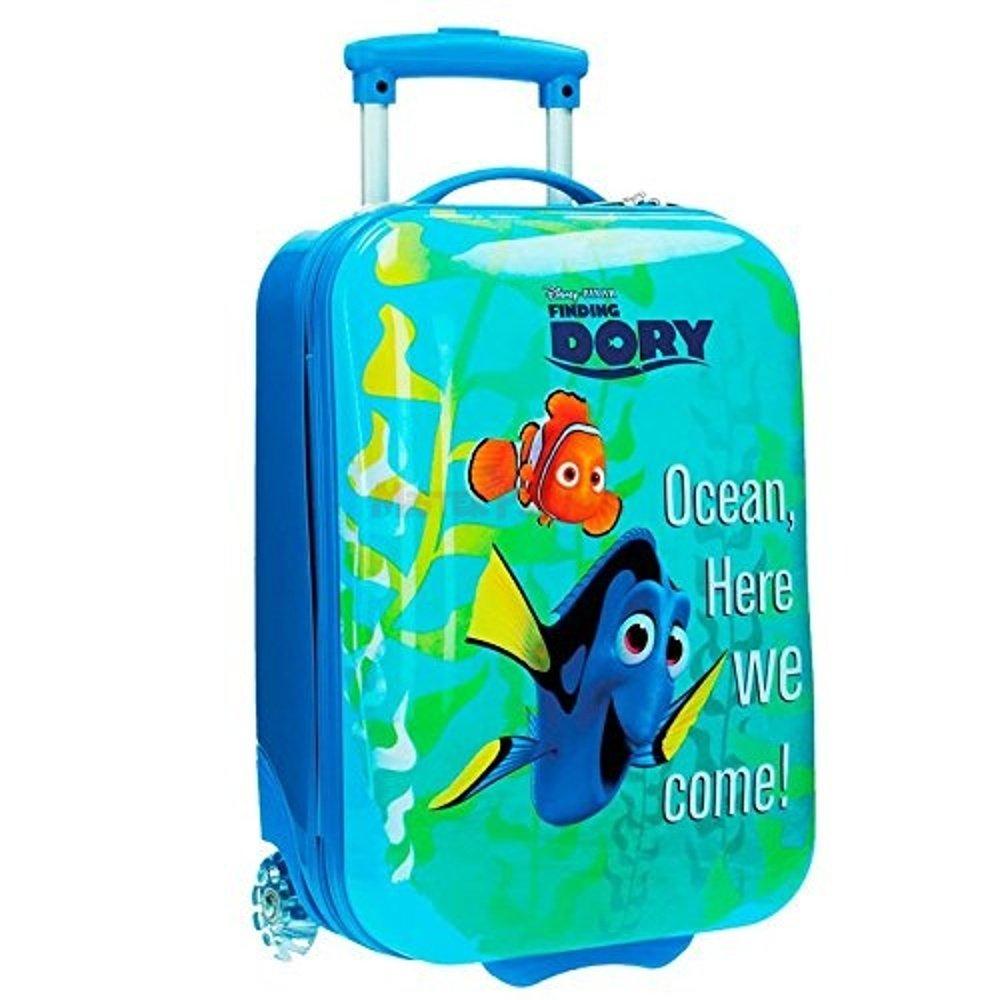 Disney Kabinenkoffer Findet Dorie Kindergepäck, 26 Liter, Blau