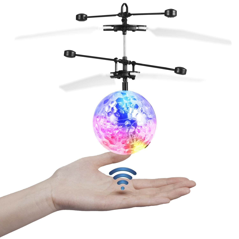 Amazon Etpark RC Flying Ball Crystal Flashing LED Light