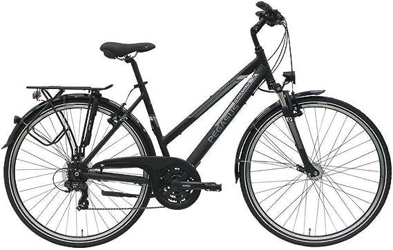 Pegasus Piazza Mujer bicicleta trekking 28 pulgadas 21 velocidades ...