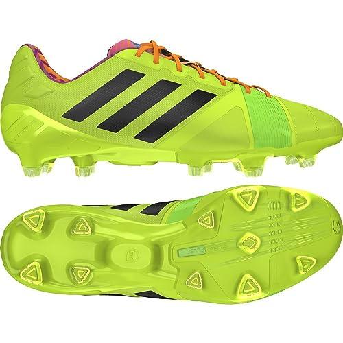 the best attitude 9ac73 02551 Adidas Nitrocharge 1.0 TRX FG Samba Pack Cleats, Verde