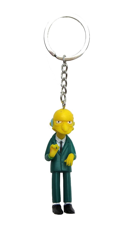 Fox The Simpsons Montgomery 3D PVC Key Ringhttps://amzn.to/2zVq7Bb
