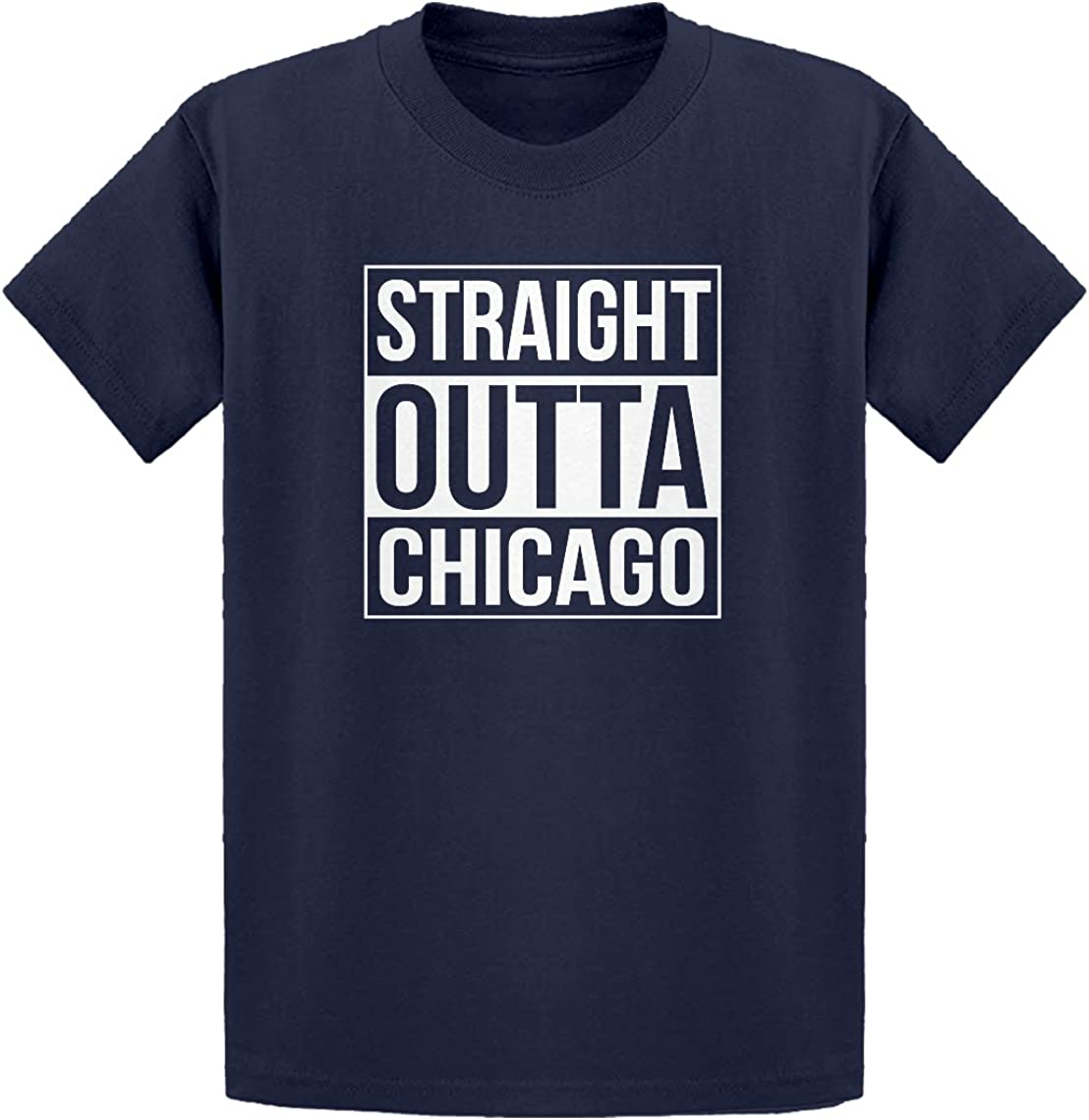 Indica Plateau Straight Outta Chicago Kids T-Shirt