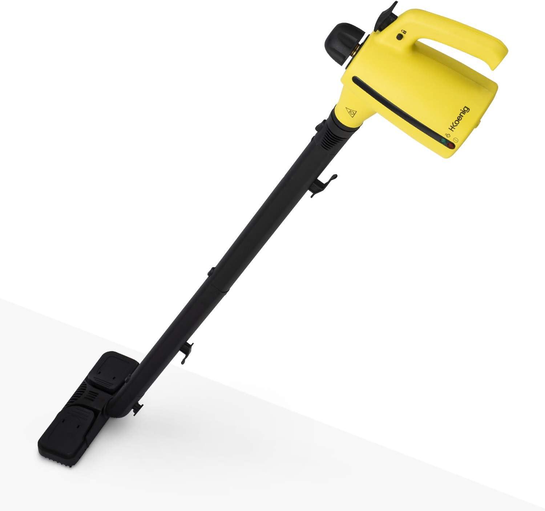 Limpiador a Vapor 2 en 1